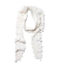 Collection 18 Crochet Mini Skinny Scarf