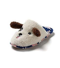 PJ Couture Puppy Nomad Slide Slipper