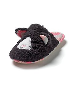 PJ Couture® Kitty Nomad Slide Slippers
