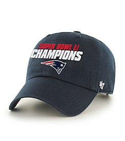 47 Brand® NFL® New England Patriots Super Bowl Champions Clean Up Hat
