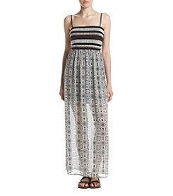 Trixxi® Smock Top Maxi Dress
