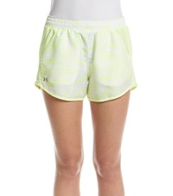 Under Armour® Fly By Printed Shorts