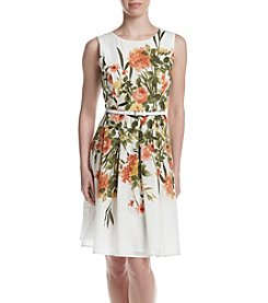 Tommy Hilfiger® Floral Bouquet Dress