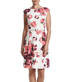 Adrianna Papell® Floral Fall Dress