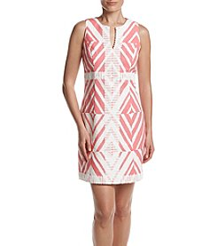 Taylor Dresses Geo Shift Dress