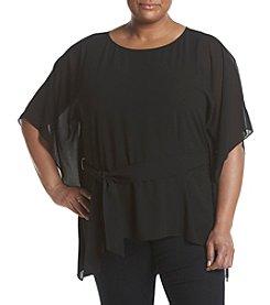 MICHAEL Michael Kors® Plus Size Woven Tunic