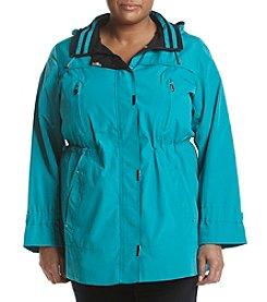 Gallery® Plus Size Anorak Jacket