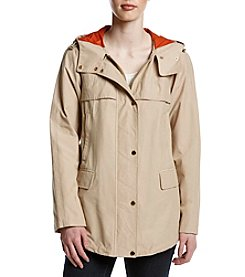 Jones New York® A-Line Hooded Walker Coat
