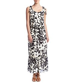 Studio Works® Petites' Popover Maxi Dress