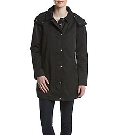Tommy Hilfiger® A-Line Walker Coat