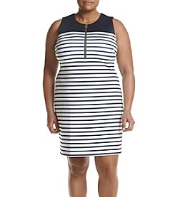 MICHAEL Michael Kors® Plus Size Scuba Dress