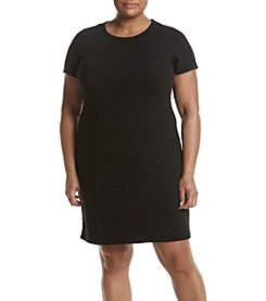 MICHAEL Michael Kors® Plus Size Grid Dress