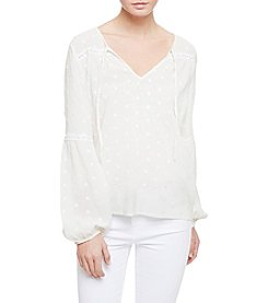 Sanctuary® V-Neck Peasant Top