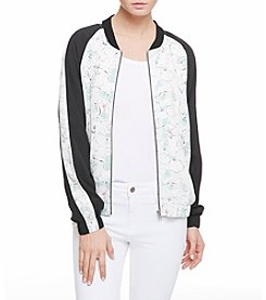 Sanctuary® Floral Dream Catcher Bomber Jacket