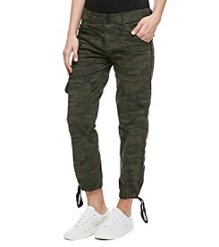 Sanctuary® Camo Tie Bottom Pants