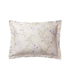 Ralph Lauren® Madeline Floral Sham