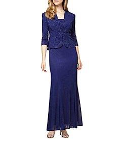 Alex Evenings® Jacket With Long Dress