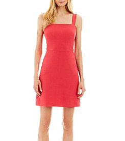 Nicole Miller New York™ Bow Back Sheath Dress