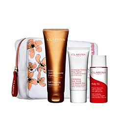 Clarins DIY Tan Way To Glow Selftan Set