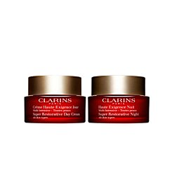 Clarins Super Restorative Anti Aging Duo