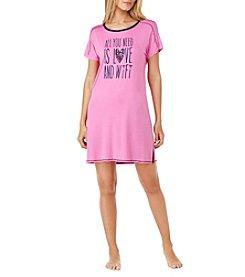 Layla® Print Sleepshirt