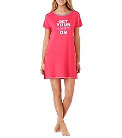 Layla® Short Sleeve Sleepshirt