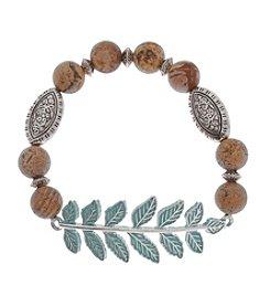 L&J Accessories Tree Vine Stretch Bracelet