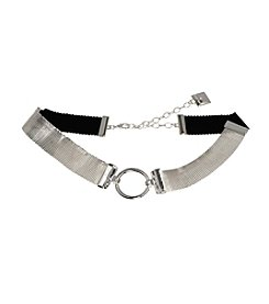 Anne Klein® Mesh Choker Necklace