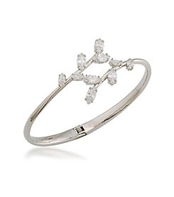 Carolee® Something Borrowed Bangle Bracelet