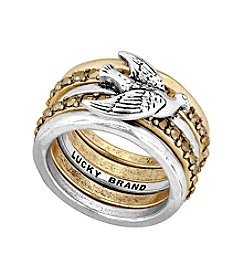 Lucky Brand® Bird Stack Ring