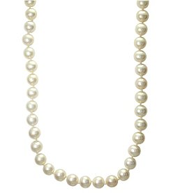 Effy® 14K Gold Freshwater Pearl  Necklace