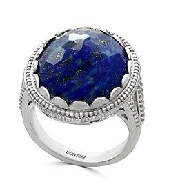 Effy® 925 Sterling Silver Lapis Lazuli Ring