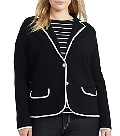 Lauren by Ralph Lauren® Plus Size Alvarta Jacket