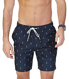 Nautica® Men's Quick Dry Anchors Swim Trunks