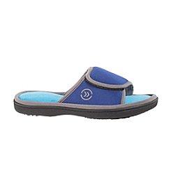 Isotoner Signature® Womens Cassandra Adjustable Slide Slippers