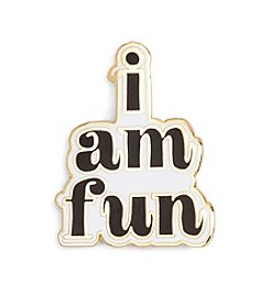 ban.do® I Am Fun Flair Pin