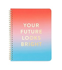 ban.do® Future Looks Bright Rough Draft Mini Notebook