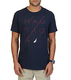 Nautica® Men's Strike Graphic Tee