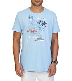 Nautica® Men's Map Graphic T-Shirt