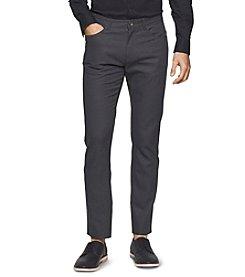 Calvin Klein Men's Stripe Bowery Pants
