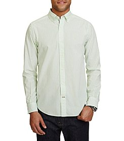 Nautica® Men's Classic Fit Striped Button Down Shirt