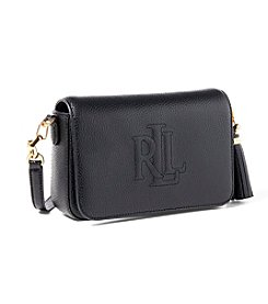 Lauren Ralph Lauren® Carmen Leather Crossbody Bag