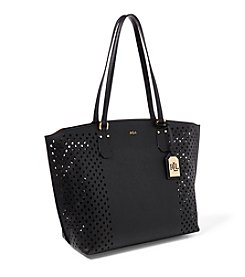 Lauren Ralph Lauren® Tanner Perforated Tote