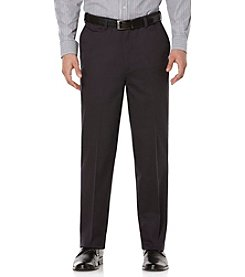 Savane® Men's Ultra Performance Strtech Flat Front Pants