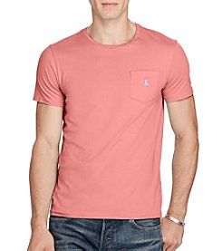 Polo Ralph Lauren® Men's Short Sleeve Jersey Pocket Tee
