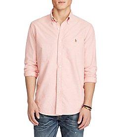 Polo Ralph Lauren® Men's Long Sleeve Button Down Sport Shirt