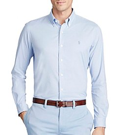 Polo Ralph Lauren® Men's Long Sleeve Oxford Tee