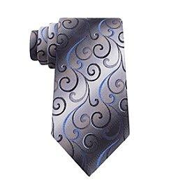 Van Heusen® Men's Big & Tall Swirly Vines Tie