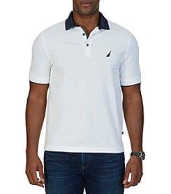 Nautica® Men's Classic Fit Stretch Pique Polo Shirt
