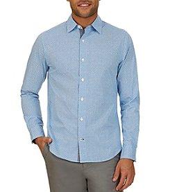 Nautica® Men's Classic Fit Printed Shirt